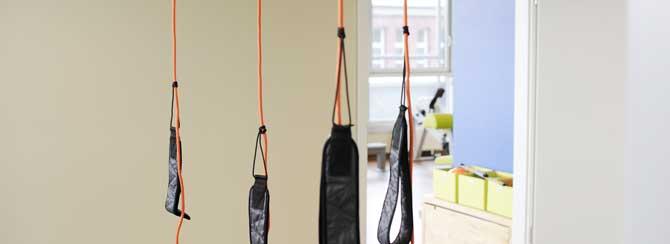 Sling-Seile für spezielle Sling-Therapie im Kursbereich