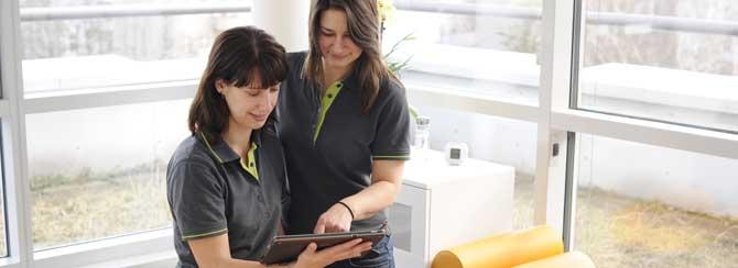 Kontinuierliche Kommunikation und Austausch über Krankheitsbilder und Therapie-Ansätze ermöglicht eine optimale Patienten-Betreuung